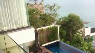 Conrad Koh Samui Hotel and Residences, Review of a 2 Bedroom Pool Villa