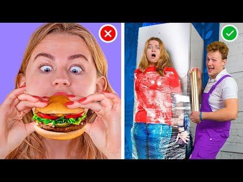 Когда ты на диете / 11 ситуаций, знакомые всем нам