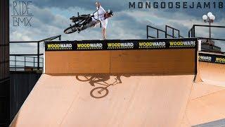 BMX - MONGOOSE JAM 2018 - TEAM RYAN