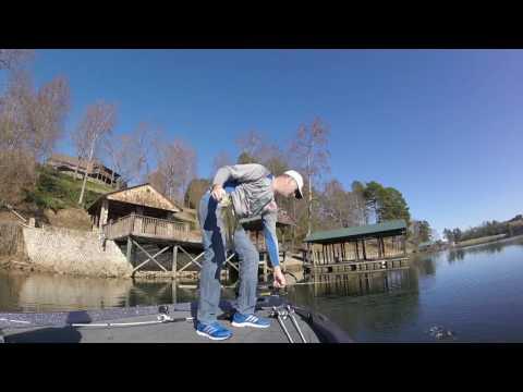 Western North Carolina Bass Fishing