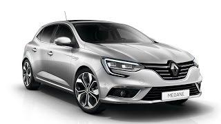Renault Megane 2016.  Узнай первым!