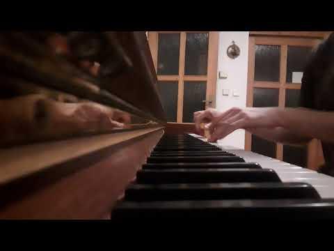 Надо же - Алла Пугачёва и Владимир Кузьмин / Vladimir Kuzmin - Nado zhe - piano cover