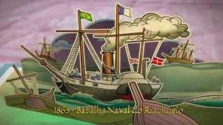 Institucional 11 de Junho - Batalha Naval do Riachuelo - Data Magna da Marinha