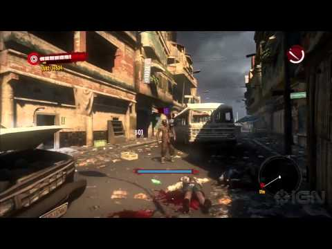 Dead Island  E3 2011 Last Chance on the Wall Gameplay