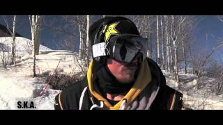 S.K.A.T.E. on Snow- Phil Casabon vs. McRae Williams