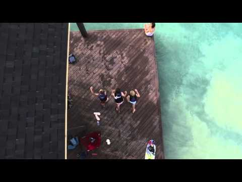 Still Water Lake Estates - Wakeboarding Aerials