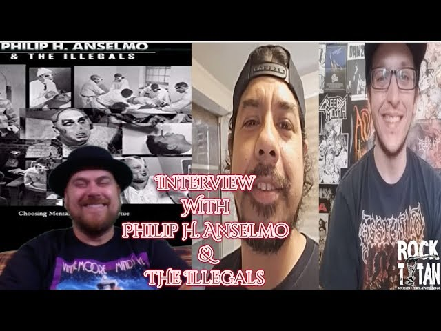 Philip H Anselmo & The Illegals Mike DeLeon and Walter Howard claim Phil is in great physical shape