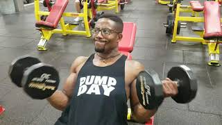 GROW YOUR BICEPS with this movement #damianbaileyfitness #athleanx