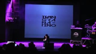 """IVAN GRANATINO """"NON È LA FINE"""" LIVE TEATRO BOLIVAR 20/12/14"""