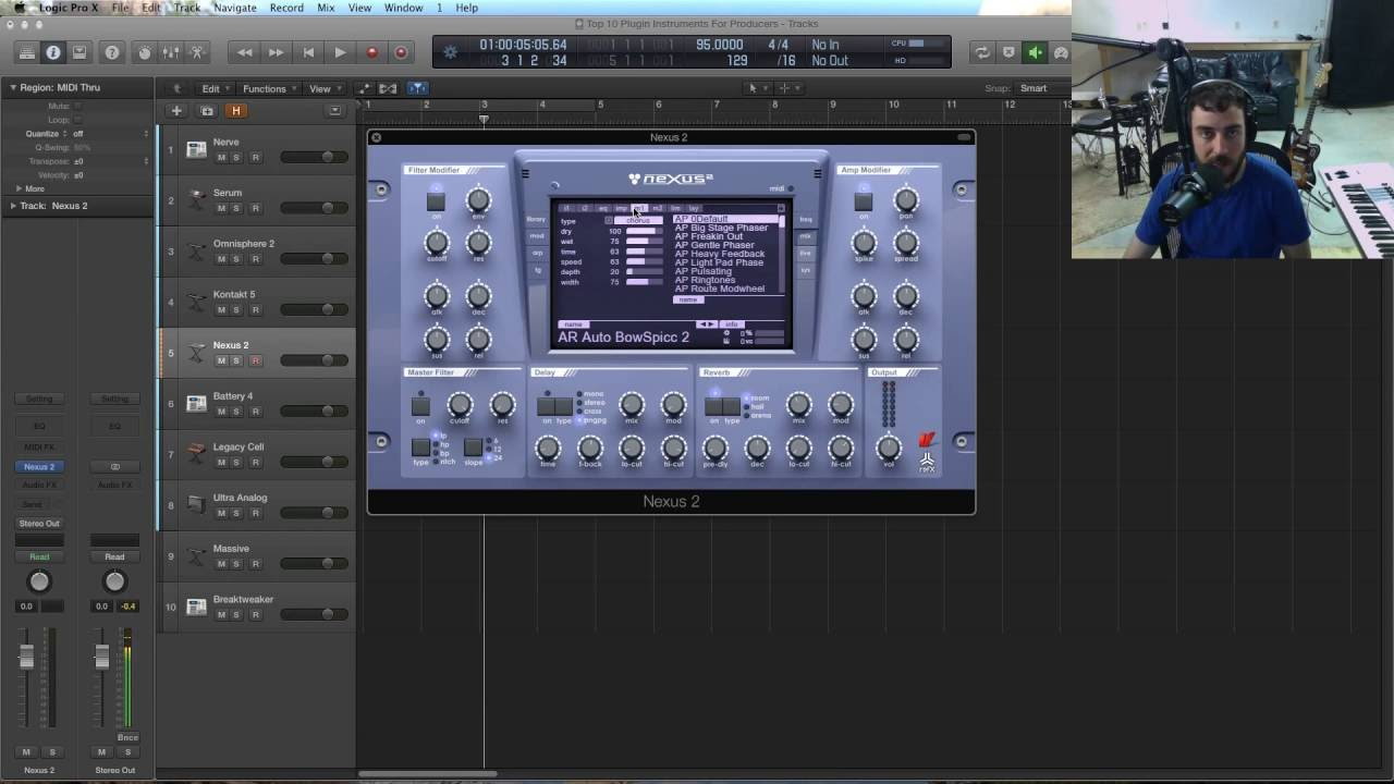 Top 10 Plugin Instruments for Producers - The Secret Weapons
