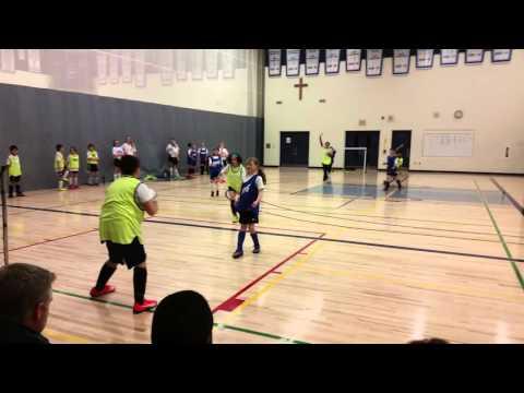 Barrie soccer Club Futsal Program
