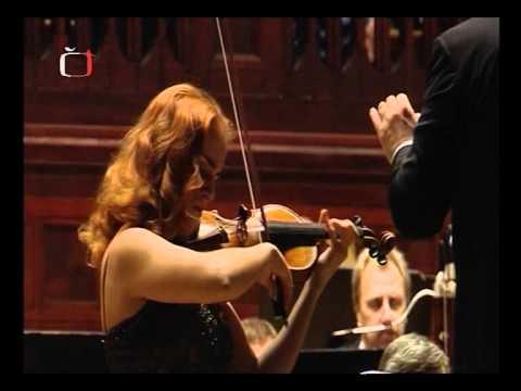 Marianna Vasileva - Schostakovich Violin Concerto No.1 (1/4)