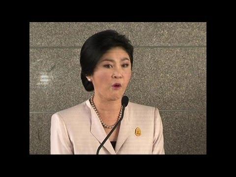 Thaïlande: la Première ministre ne démissionne pas