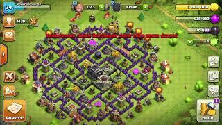 Clash of Clans - 205 Bogis + GoWiWi Taktik -