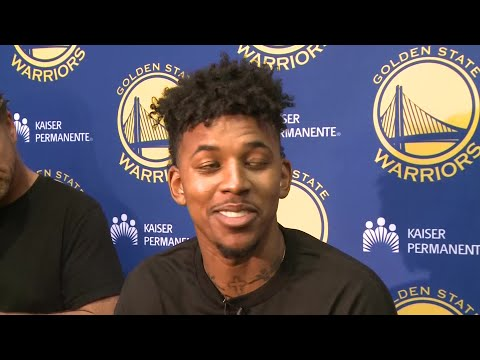 Newest Warriors Nick Young: 'I Felt Wanted'