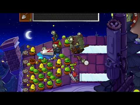 Plants Vs Zombies HD Android - Level 5-10 (Dr.Zomboss's Revenge)