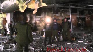 ⚡ Inside Wrecked Donetsk Airport New Terminal ⚡