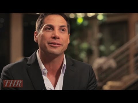 Behind the Scenes of THR's Photo Shoot with Joe Francis