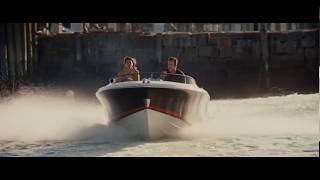 Девушка выпала из катера ... отрывок из фильма (Предложение/The Proposal)2009