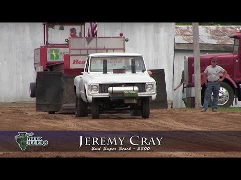 Central Illinois Truck Pullers - 2017 Full House Pulling Team - Truck Pulls Compilation