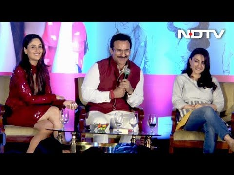 Saif Ali Khan Shares A Hilarious Incident Of Sister Soha's Date