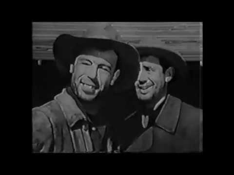 "THE ROUGH RIDERS: ""THE MURDEROUS SUTTON GANG"" John Doucette Guest Stars. 10-2-1958"
