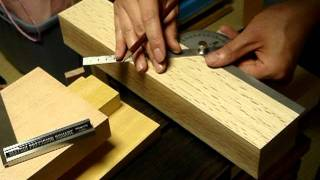 Building A Traditional Style Wooden Plane Pt.2