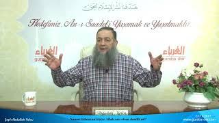 Namaz kılmayan kişiye Allah razı olsun denilir mi ? / Şeyh Abdullah Yolcu