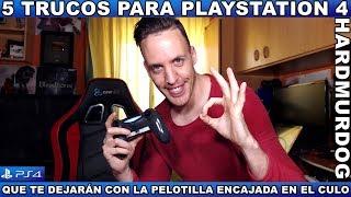 ¡¡¡5 TRUCOS PARA PS4 2019!!!