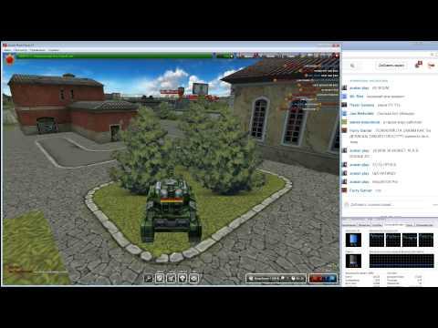Игра Танковое сражение 2 онлайн Battle Tank 2 играть