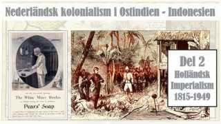 Nederländsk kolonialism i Asien 1800-1950