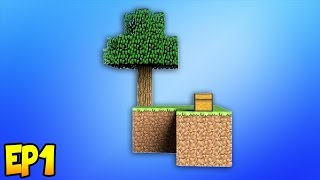 Minecraft Skyblock - THIS WILL GET NO VIEWS! EP1
