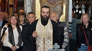 Панихида по убиенным в Донецке прошла Русской церкви