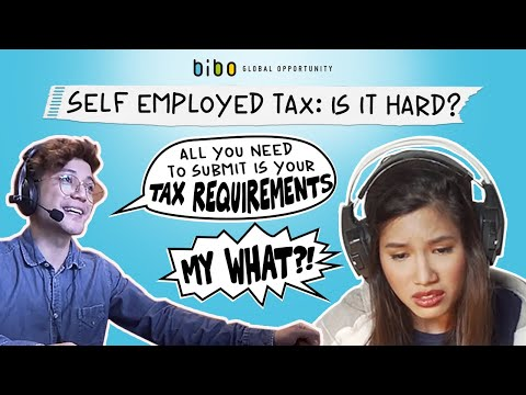 TAXPLAINER Episode 1: Philippine Tax For Self-Employed (TIN)