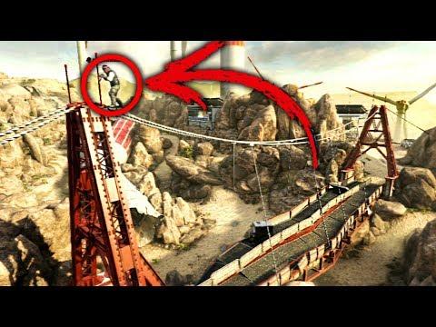 SUPER JUMP en CACHE CACHE sur BLACK OPS 2 !! - (Mod Menu Bo2)