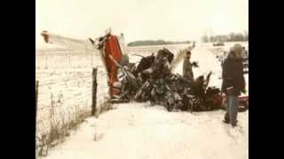 Holly, Richardson, Valens plane crash news report
