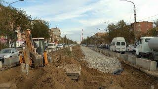 В Астрахани подрядчик заплатит за долгий ремонт на улице Яблочкова