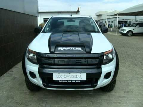 Used 2015 FORD RANGER 2.2 TDCI RAPTOR SUP/CAB Auto For ...