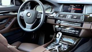 New 2015 BMW 520d Touring