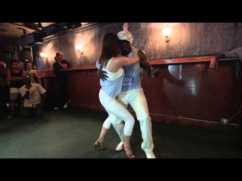 DC Zouk Congress 2014 - Jules and Melodie Zouk Demo