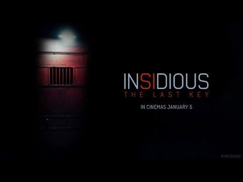 index of insidious the last key