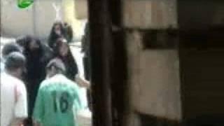 جرائم جيش المهدي الشيعي في منطقة المحموديه