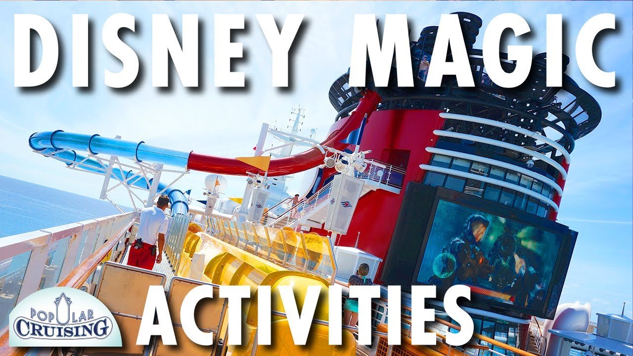 Carnival Magic Cruise Tour