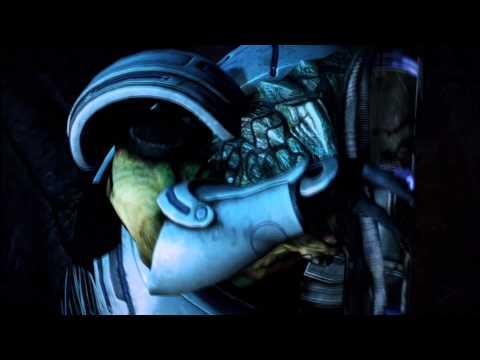 Mass Effect 3 Grunt's Death (Almost)