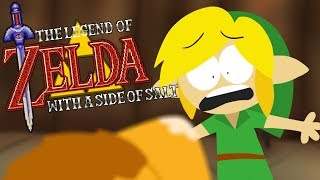 The Legend of Zelda with a side of salt (ZELDA NES, ZELDA 2, ALTTP, OOT)