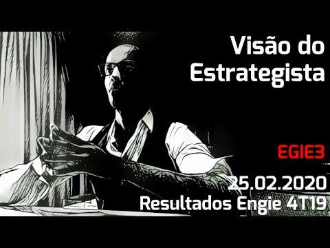 25.02.2020 - Visão do Estrategista - Resultados Engie 4T19 - EGIE3