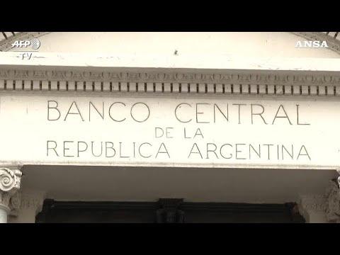 L'Argentina rischia nuovo default: il Governo negozia...