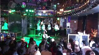 2018/6/17@GINGER MAN Enchainement 六月イベント.