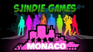 Sjindie Games - Monaco - What