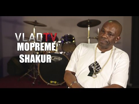 Mopreme Shakur: If Alive, 2Pac and Biggie Would've Been Cool